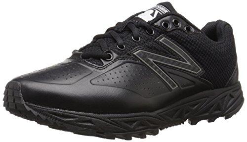 New Balance Men\'s MU950V2 Umpire Low Shoe-M, Black, 7.5 2E US