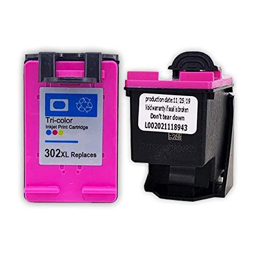 GRK Inchiostro compatibile HP 304 304XL compatibile HP Envy 5010 5. HP Deskjet 2620. Compatible HP Envy 4520. Deskjet 3630 3. Officejet 4657 (color)