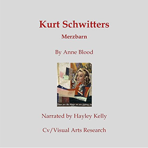 Kurt Schwitters audiobook cover art