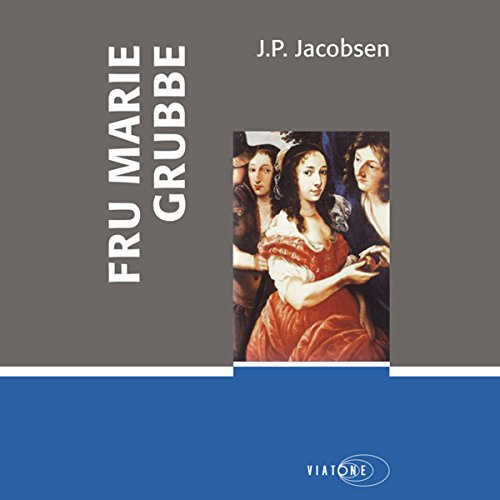 Fru Marie Grubbe audiobook cover art