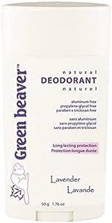 Green Beaver Natural Deodorant Lavender -- 1.76 oz by Green Beaver