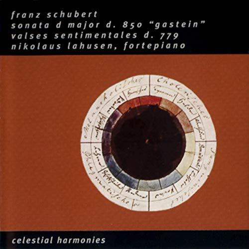 Schubert: Sonate D-Dur D 850 / 34 Valses Sentimentales D 779 / Ungarische Melodie H-moll D 817