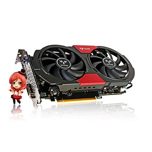 Colorful GTX 1050Ti NVIDIA Graphics Card GeForce iGame GTX1050 Ti GPU 4GB GDDR5 128bit PCI-E X16 3.0 Gaming Video Card Desktop