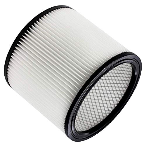 Camidy Replacement Filter for Shop-Vac 90350 90304 90333 Filter Fits Most Shop Vac 5-32 Gallons Vacuum Cleaners