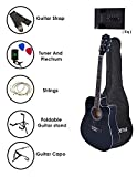 Kadence Frontier Jumbo Semi Acoustic Guitar,Super Combo