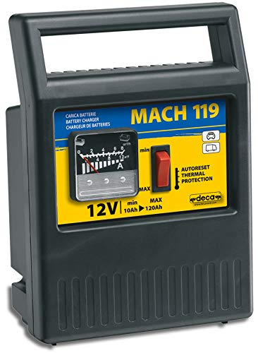 Deca 303200 Chargeur Traditionnel Compact Portable Mach 119