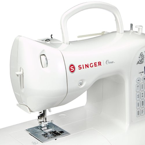 Singer One Máquina de Coser, Color Blanco