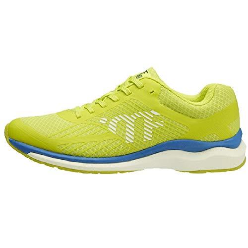 [アキレス] ランニングシューズ メンズ レディース ソルボ メディフォーム REDUCER MF106 ジョギング マラソン 陸上 SORBO MEDIFOAM 靴 スポーツシューズ/MFR1060 (25.0cm, イエローグリーン)