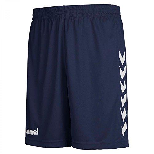 Hummel Herren Core Poly Shorts, Marine, S