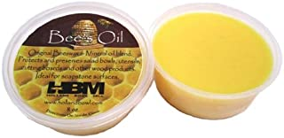 Bee's Oil Salad Bowl & Wood Conditioner - 8 Oz. Tub - Holland Bowl Mill