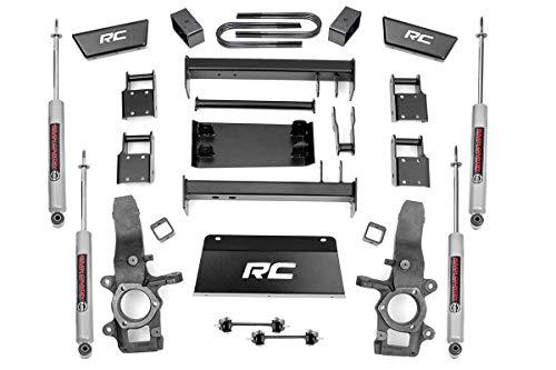 03 f150 4in lift kit - 1