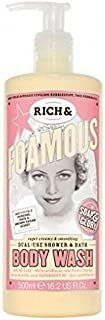 Soap And Glory Rich And Foamous Dual Use Shower And Bath Body Wash 500ml