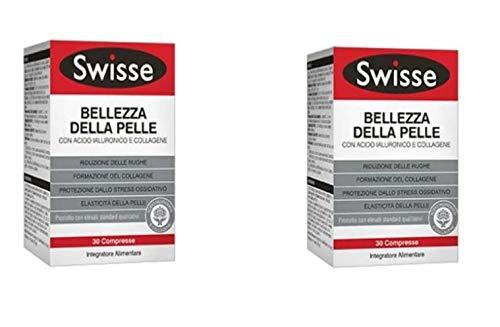 2 x Swisse Bellezza della Pelle 30 compresse