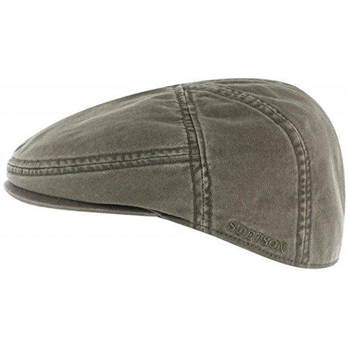 Preisvergleich Produktbild Stetson Paradise Cotton Flat Cap (Baumwolle),  leichte Flatcap für Damen und Herren,  geeignet als Sommermütze und Wintermütze,  Mütze in verschiedenen Größen und Farben