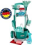 Klein - 6562 - Jeu d'imitation - Chariot de ménage Leifheit avec...