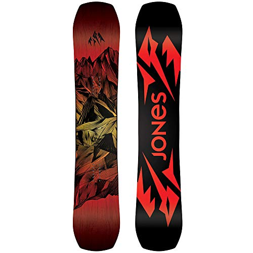 Jones Mountain Twin Wide Snowboard 2021, 165W