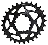 ABSOLUTE BLACK CHAINRING ABSOLUTEBLACK OVAL DIRECT GXP 32T BK by ABSOLUTE BLACK