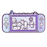 U Core Cute Rabbit Mouse Pad-...