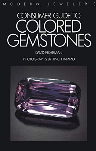 Hot Sale Modern Jeweler's Consumer Guide to Colored Gemstones