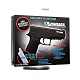 Blowback Laser Pistol Training System - The Only Target Trainer to Simulate Real Recoil - Dry Fire 9mm Gun with Real Slide, Sight, Mag and Trigger Feel - for Indoor Firearm Practice or Shooting Range