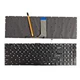 Laptop Replacement Keyboard for MSI GS60 GS70 GE62 PE60 PE70 GT62 GL62 GL62M GP62 GL72 GP72 PE62 GE72 GT72 Stealth 17.3' Gaming Keyboard Full Colorful Backlit US English V143422FK1