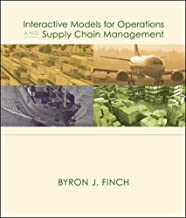Interactive Models for Operations And Supply Chain Management