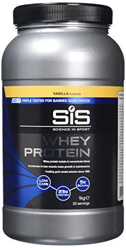 SiS Whey Protein Vanilla - 1kg