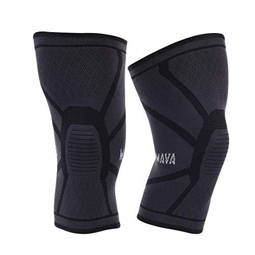 Mava Sports Knee Compression Sleeve…