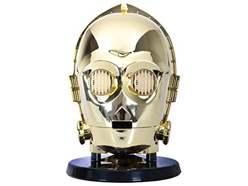Velleman BTSP-C3PO Star Wars Bluetooth Lautsprecher Gold