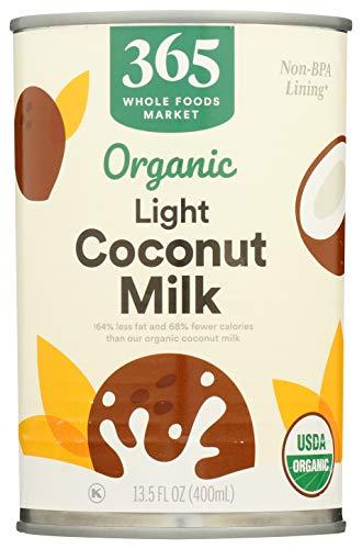 365 Everyday Value, Organic Light Coconut Milk