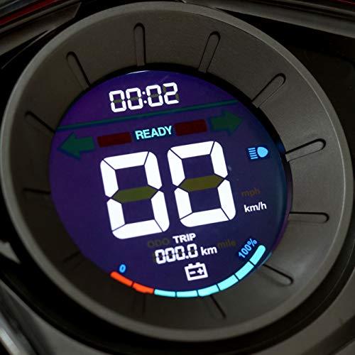"""Retro Elektro-Motorroller """"Elettrico Li"""" Bild 6*"""