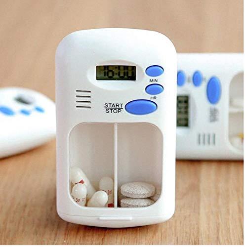 CULER 2 Rejillas Digital portátil de Alarma eléctrico Principal Uso de la...