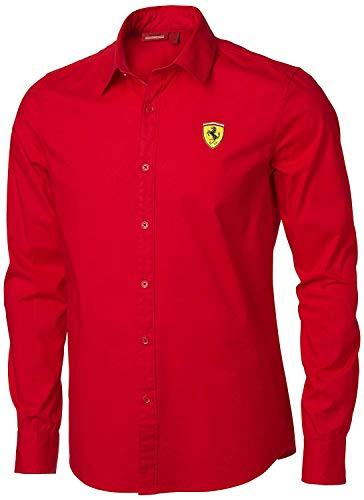 Scuderia Ferrari - Camisa Casual - para Hombre