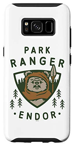 Galaxy S8 Star Wars Ewok Park Ranger Endor Case