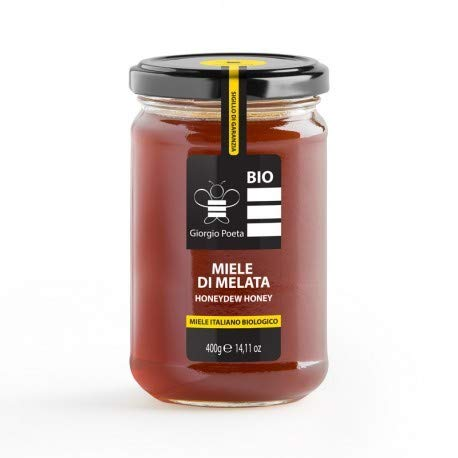 Organic Melata Honey Gr. 250