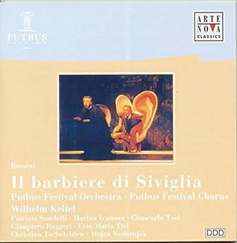 Rossini: Il Barbiere Di Siviglia - Opera