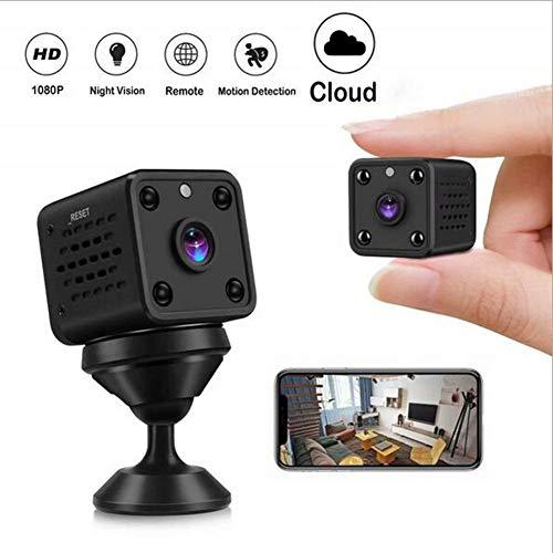 LOISK Überwachungskamera,1080P Kabellos WiFi Kamera wasserdicht intelligente IP Kamera WLAN, Bewegungsmelder, Nachtsicht Überwachungsystem Zwei Wege Audio Kamera für innen und außen