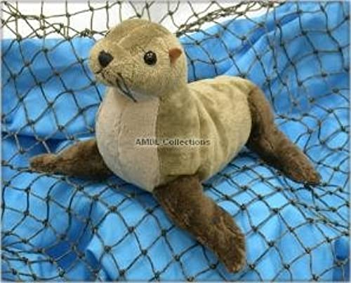 Más asequible Wishpets Wishpets Wishpets 8 Northern Fur Seal Plush Toy by Wishpets  bienvenido a comprar