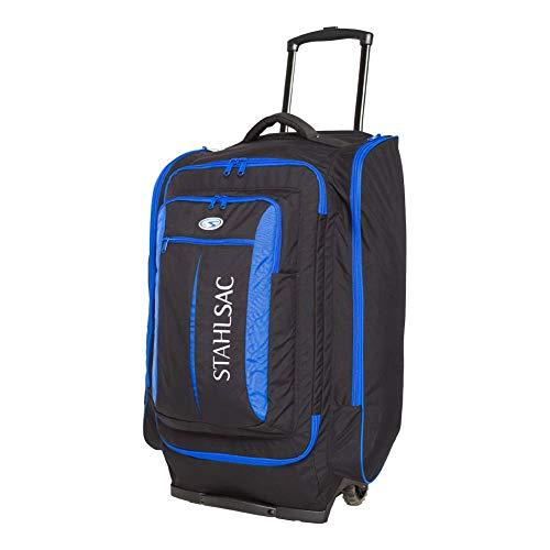 Stahlsac Caicos Cargo Wheeled Dive Pack (Blue/Black)