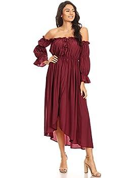 red gypsy dresses