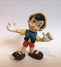 Laure TERRIER Colección de Disney! Figura Bullyland Pinocho, Vintage, Nueva condición, Altura 6 centímetros