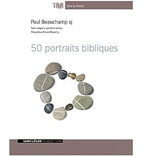 Couverture de 50 portraits bibliques