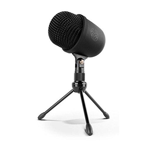 Micrófono Sobremesa KROM NXKROMKIMUPRO USB Negro