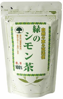オールライフサービス シモン芋茎 葉100% 緑のシモン茶 3g×20包 [9729]