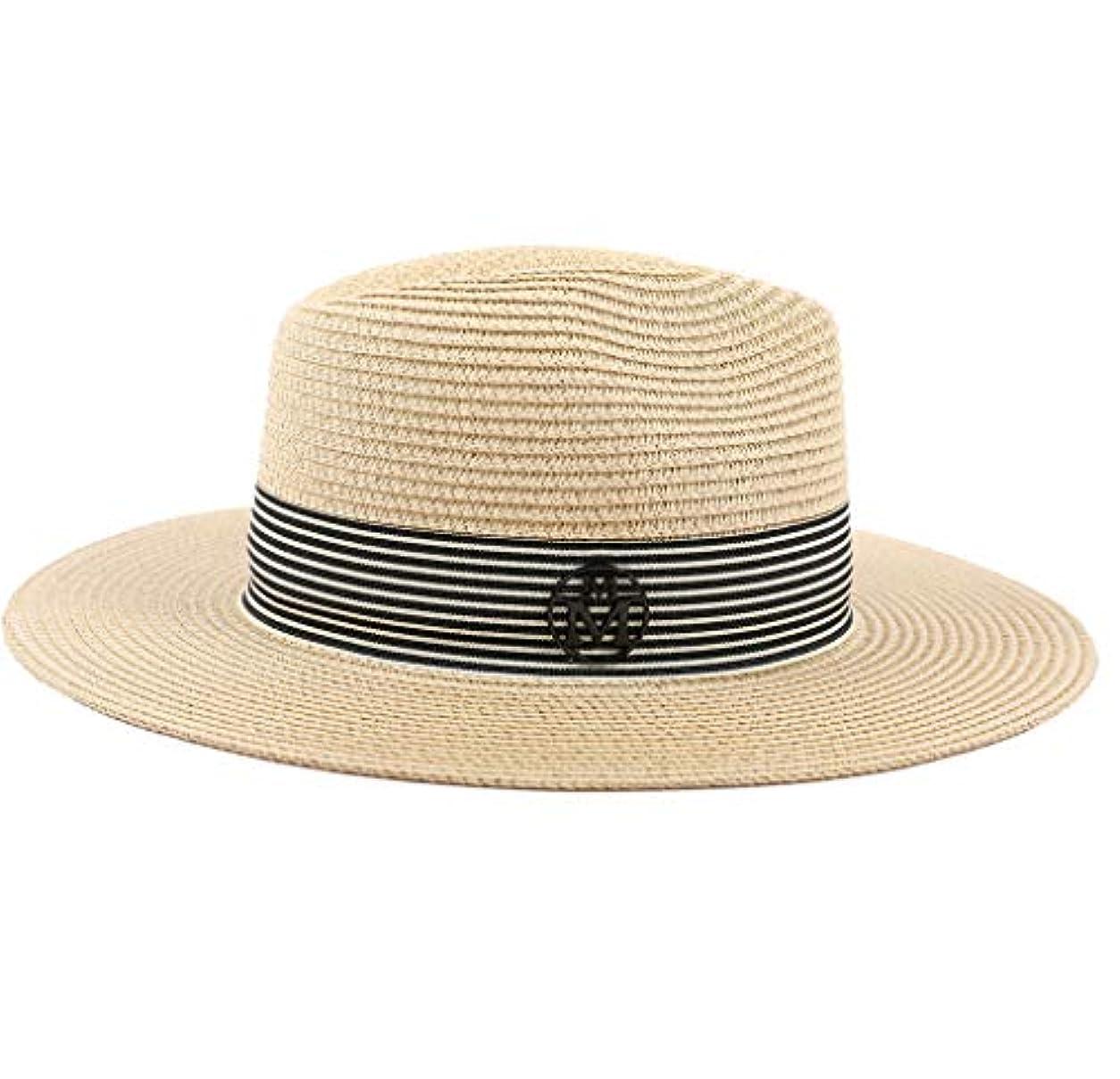 傾斜中断それにもかかわらず女性 帽子 レディース 麦わら帽子 UVカット 帽子 キャップ アウトドア カジュアル スタイル 春夏 ニット帽 日よけ 帽子 レディース つば広 ハット日よけ 折りたたみ 紫外線対策 キャスケット 男女兼用 ROSE ROMAN
