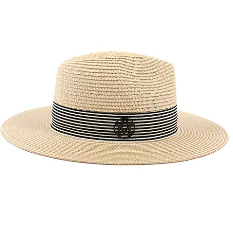 にじみ出る運河失望させる女性 帽子 レディース 麦わら帽子 UVカット 帽子 キャップ アウトドア カジュアル スタイル 春夏 ニット帽 日よけ 帽子 レディース つば広 ハット日よけ 折りたたみ 紫外線対策 キャスケット 男女兼用 ROSE ROMAN