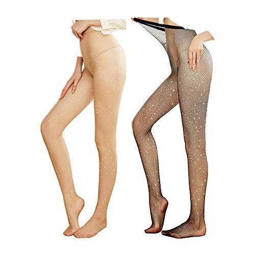 exmight Las medias de red atractivas de las mujeres calzan