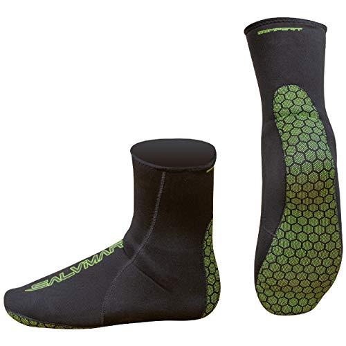 SALVIMAR Comfort Unisex Erwachsene Socken, Unisex, 200525D, Schwarz, 5mm XL