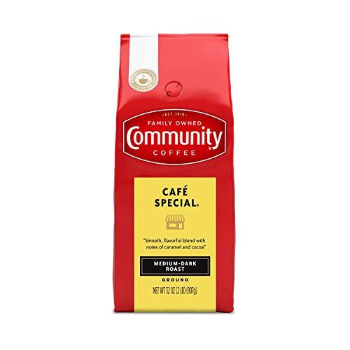 Community Coffee Caf
