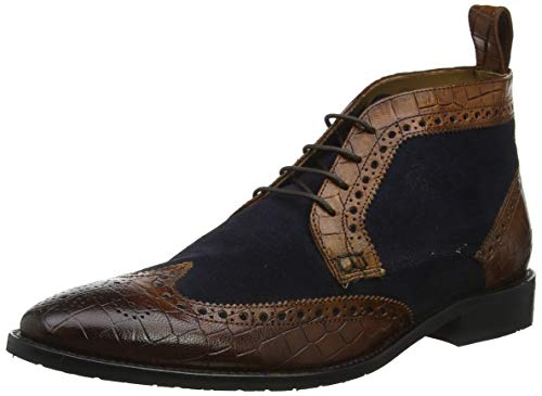 MELVIN & HAMILTON MH HAND MADE SHOES OF CLASS Victor 7, Herren Klassische Stiefel, Braun, 39 EU (5.5 UK)
